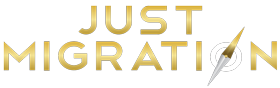 Just Migration Logo